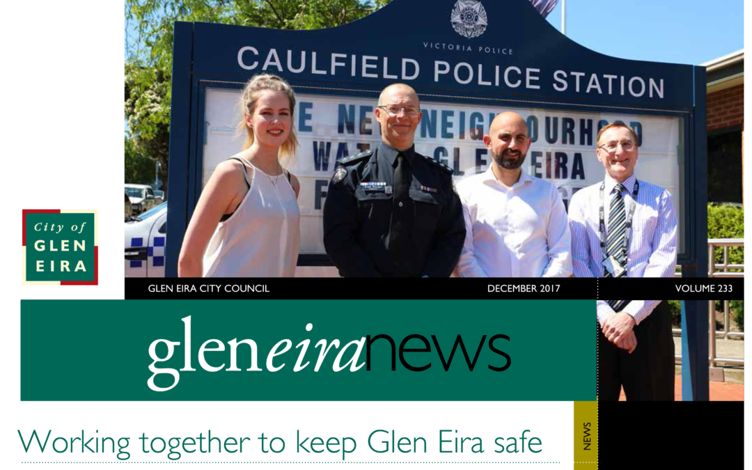 Glen Eira Community Safety Committee