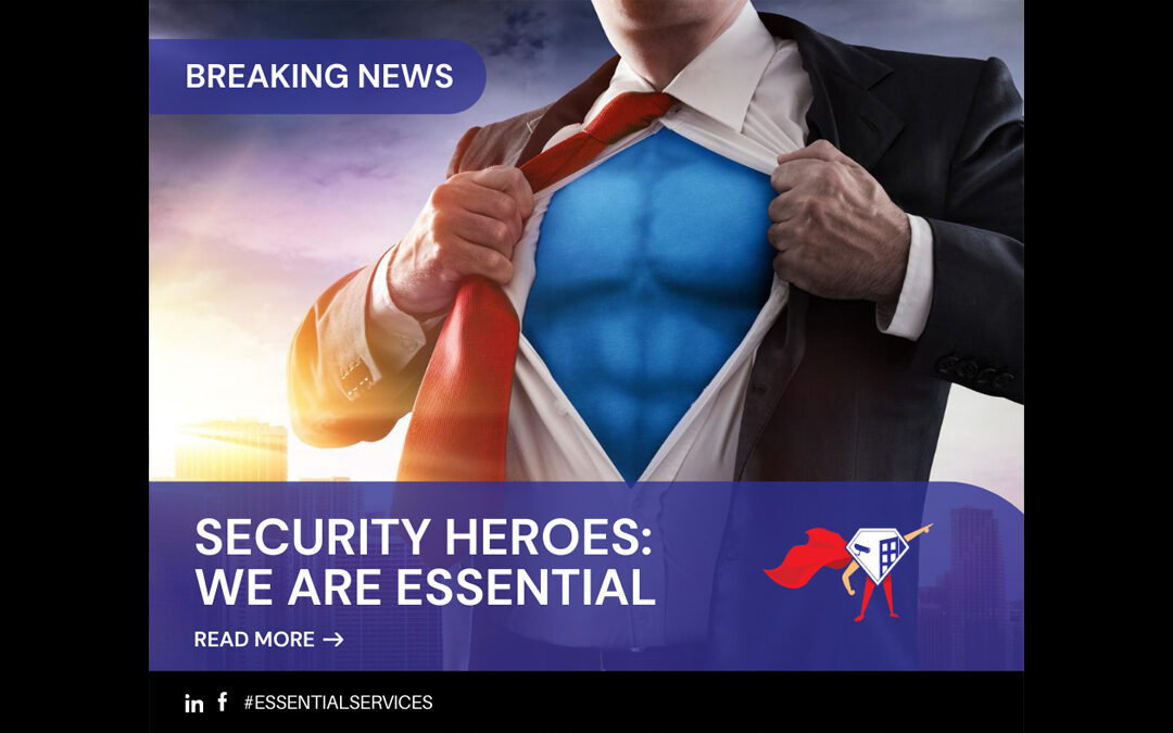 Security Heroes: We Are Essential