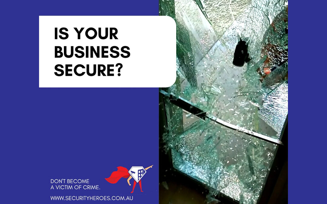 Is Your Business Secure